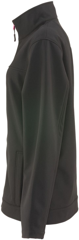 RefrigiWear 0498 - Softshell Collection Womens Softshell Jacket Left Side