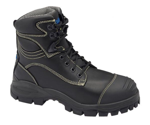 Blundstone 994 Steel Toe Boots With Metatarsal Guards