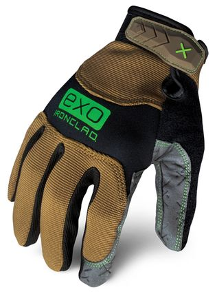 Ironclad EXO Project Pro glove back