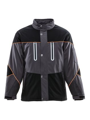 Refrigiwear 8140 insulated jacket with performance flex front