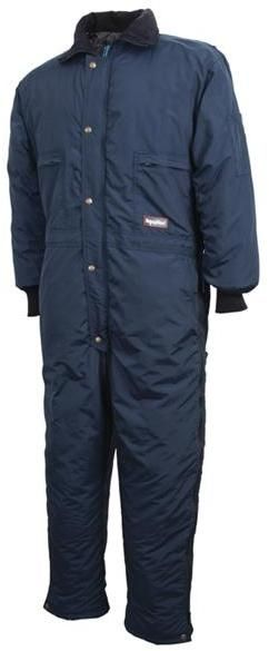 RefrigiWear Cold Weather Apparel - Chillbreaker™ Coverall 0440