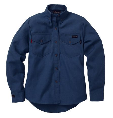 Fire Resistant Shirt 290NX45NB from Workrite
