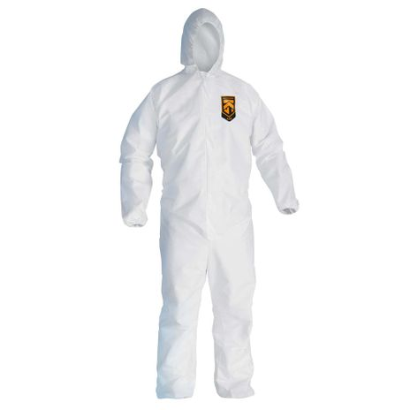 Kimberly Clark Kleenguard Coverall A20 Breathable - White Front