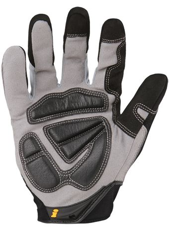 ironclad vibration impact wwi2 gloves palm