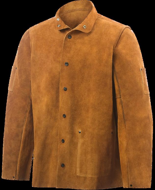 Steiner Weld-Cool Leather Welding Jacket 9215 Front