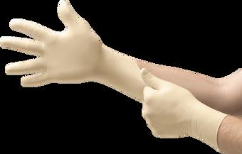 Ansell Conform Premium Latex Disposable Gloves 69-318 - Powder-Free