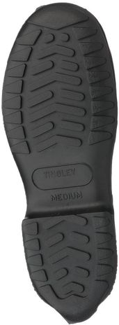 Tingley 1300 Rubber Overshoes - Natural Rubber, Fit Over Steel Toe Boots Sole