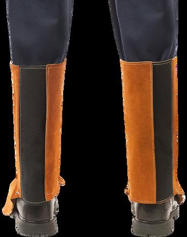 Steiner Split Cowhide Leggings 12186 Back