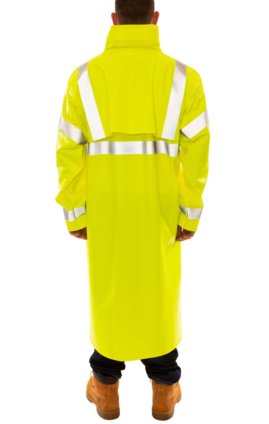 tingley-eclipse-arc-flash-and-fire-resistant-rain-coat-pvc-on-nomex-chemical-resistant-class-3-hi-vis-fluorescent-yellow-green-back.jpg