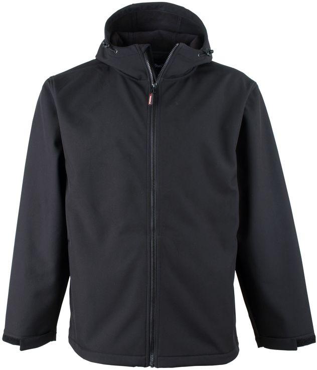 RefrigiWear 9151 — Lightweight Softshell Jacket With Hood Front
