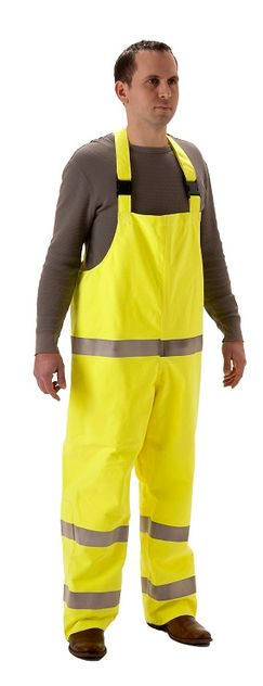 NASCO RampartFR 8500TFY Arc Flash Fire Breathable Bib Overall