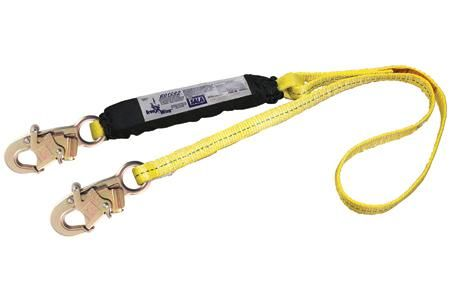 DBI Sala 1245006 Force2 Shock Absorbing Lanyard from Capital Safety