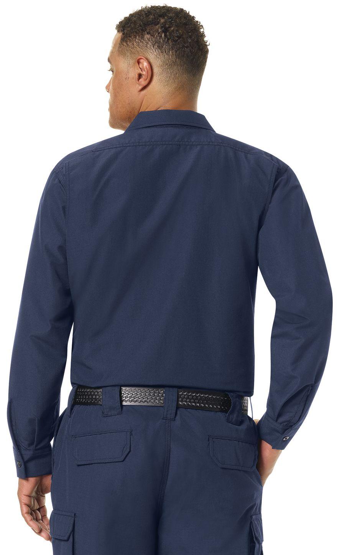 workrite-fr-shirt-jacket-fst2-ripstop-tactical-navy-example-back.jpg