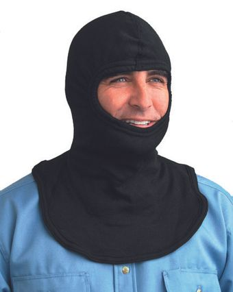 Chicago Protective KCF-51 CarbonX Arc Flash Flame Retardant Balaklava, Wide Flare