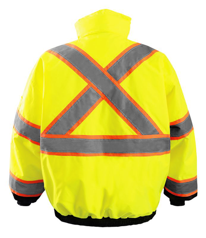 occunomix-lux-350-b2x-black-bottom-2-in-1-x-back-bomber-jacket-yellow-back.png