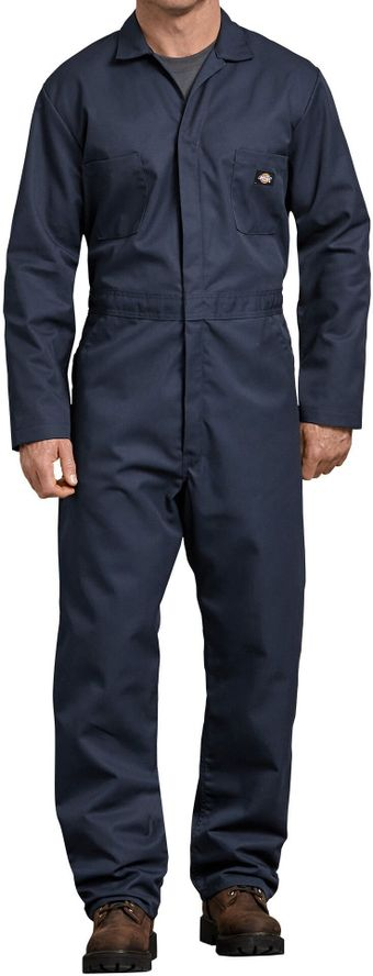 Dickies 48611 Basic Coverall Front