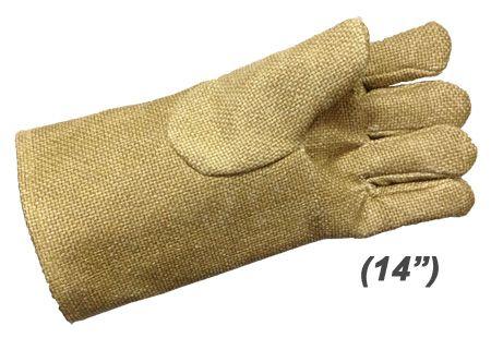 CPA 35 oz Zetex Plus High Heat Resistant Gloves