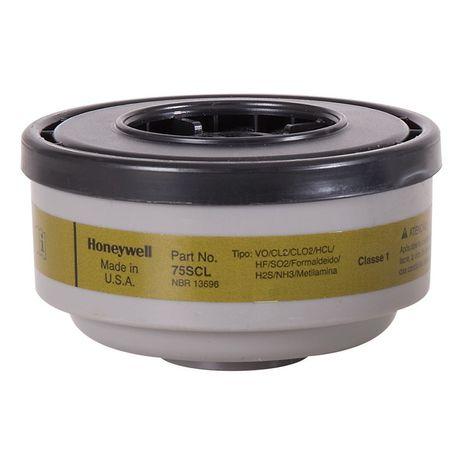 honeywell north safety 75scl defender multi purpose respirator cartridges n series
