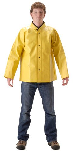 nasco worktrack foul weather rain jacket