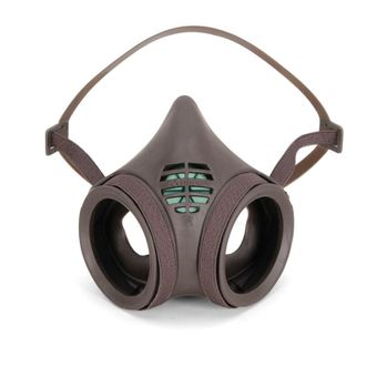 Moldex Half Mask Respirator Facepiece 8000 Medium
