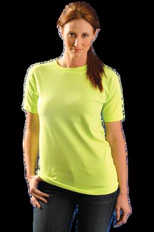 Occunomix LUX-300 Hi-Viz Classic Cotton T-shirt
