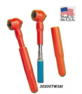 Cementex 30200TW38I Insulated Torque Wrench