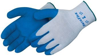 Liberty Glove A-Grip 4700 Premium Double Dipped Textured Latex Palm Gloves