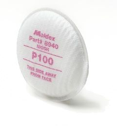 Moldex 8940 P100 Particulate Respirator Filter