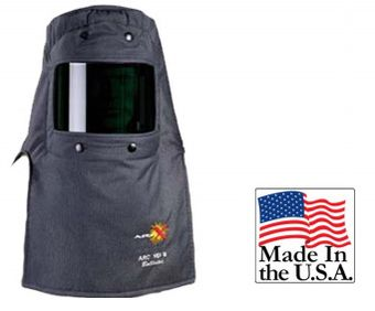 "Cementex 140 Cal AFH-140B ""E Series"" Nomex Arc Flash Hood"