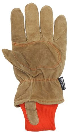Heavy Duty Leather Freezer Gloves Superior 678AFTLK