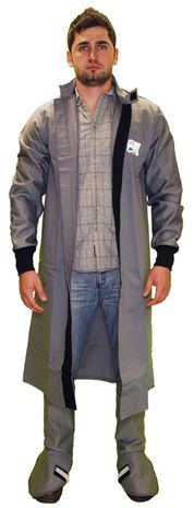 Chicago Protective 20 Cal Arc Flash Long Coat