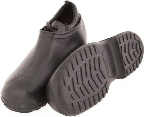 Tingley 2300 Ankle High Rubber Overshoes - Waterproof