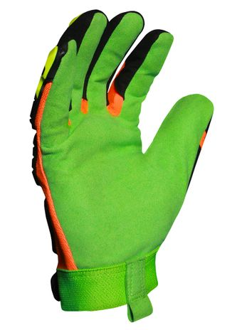 Ironclad LPI-CC5 Low Profile Impact Closed Cuff Cut 5 Gloves