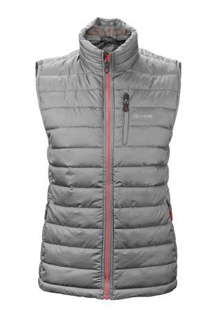 Gyde Supply Calor Fitted Vest G2V71501, Grey Color, Women's
