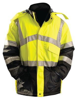 Occunomix Premium Rain Jacket LUX-TJCW Front