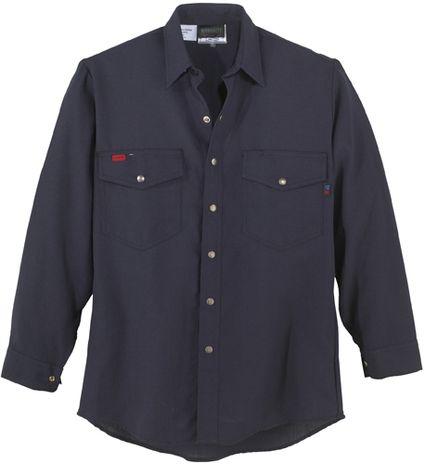 Workrite 4.5 oz Nomex IIIA Long Sleeve Western-Style Shirt 220NX45