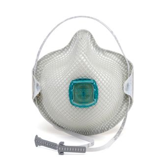 Moldex HandyStrap Respirator with Valve 2730N100 - N100 Protection
