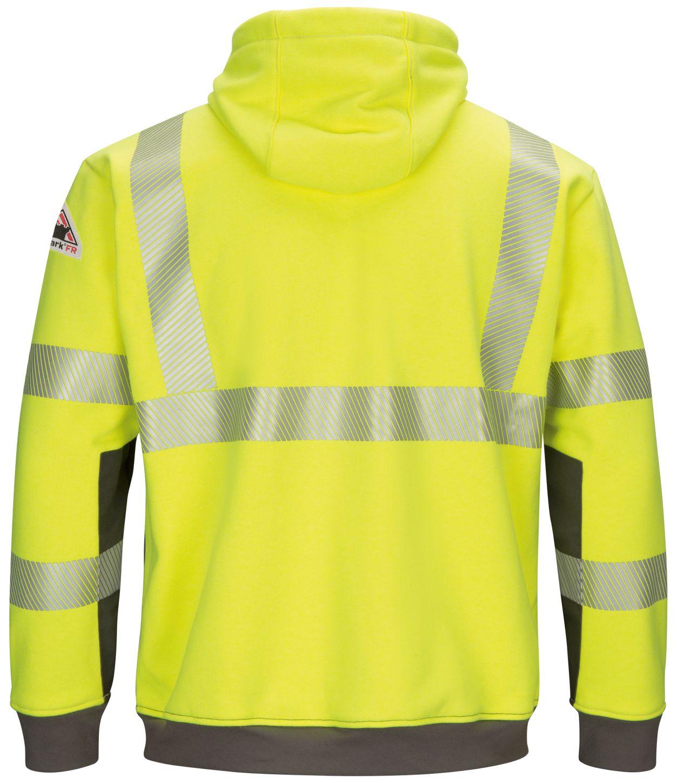 bulwark-fr-hi-visibility-sweatshirt-smb4-color-block-pullover-fleece-yellow-green-back.jpg