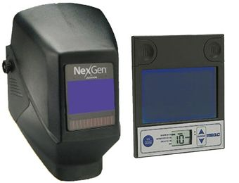 Jackson Welding Safety Helmet HSL-100 NexGen EQC