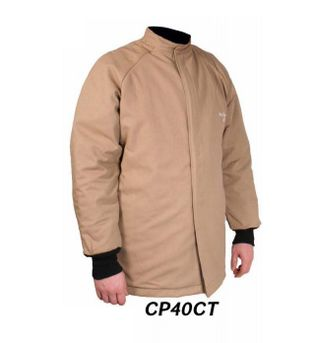 Cementex CP40CT 40 Cal Protera® Arc Rated Coat, HRC 4