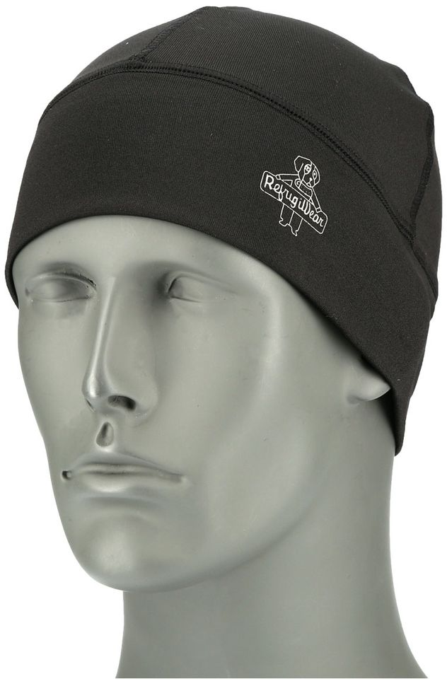 RefrigiWear 0044 Flex Wear Unisex Skull Cap Black