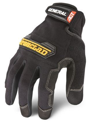 Ironclad General Utility Performance Work Glove back