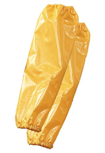Tingley Iron Eagle Chemical Resistant Protective Sleeves S22167 - Gold