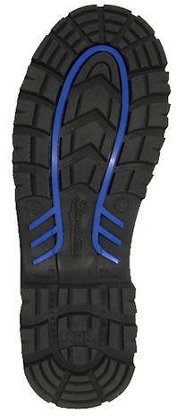 Blundstone 140 Slip-On Steel Toe Boots - Outsole View