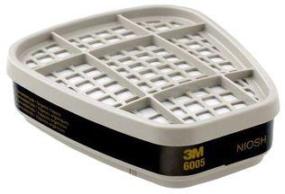 3M 6005 Formaldehyde & Organic Vapor Cartridges