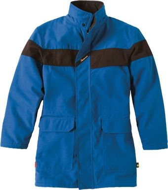 Workrite Royal Blue Color Nomex FR Insulated Parka