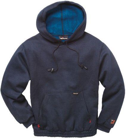 Workrite Flame Retardant Hooded Sweatshirt