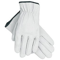 MCR Safety Premium Goatskin Driver Leather Gloves 3601