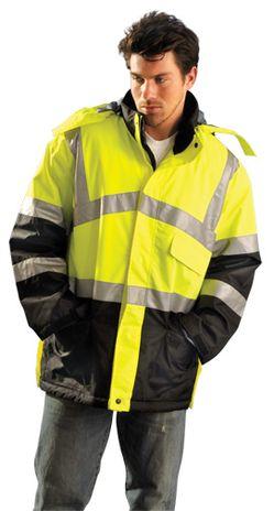 Occunomix LUX-TJCW Premium Rain Jacket