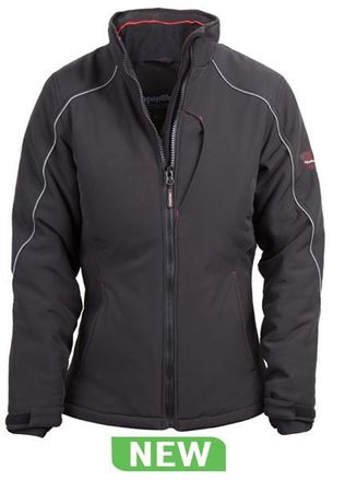 RefrigiWear Cold Weather Apparel - Ladies' Softshell Jacket 0493